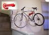bike apartment storage rack