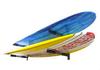double metal surfboard rack
