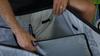 pockets inside surfboard travel bag