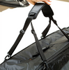 surf bag with padded shoulder strap