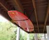 surfboard ceiling storage