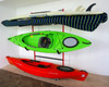 sup and kayak home floor rack