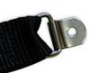 mounting clip for ski ceiling rack