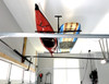 garage storage for kayaks and paddleboards