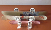 snowboard garage rack