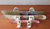 snowboard garage rack