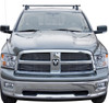 dodge ram temporary and removable crossbars