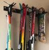 garage ski storage