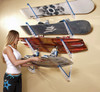 wakesurf storage wall rack