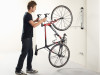 proper road bike storage