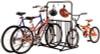 family bike stand 6 bike rack
