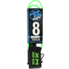 Hybrid - Coiled and Straight SUP Leash | Flatwater and Surf