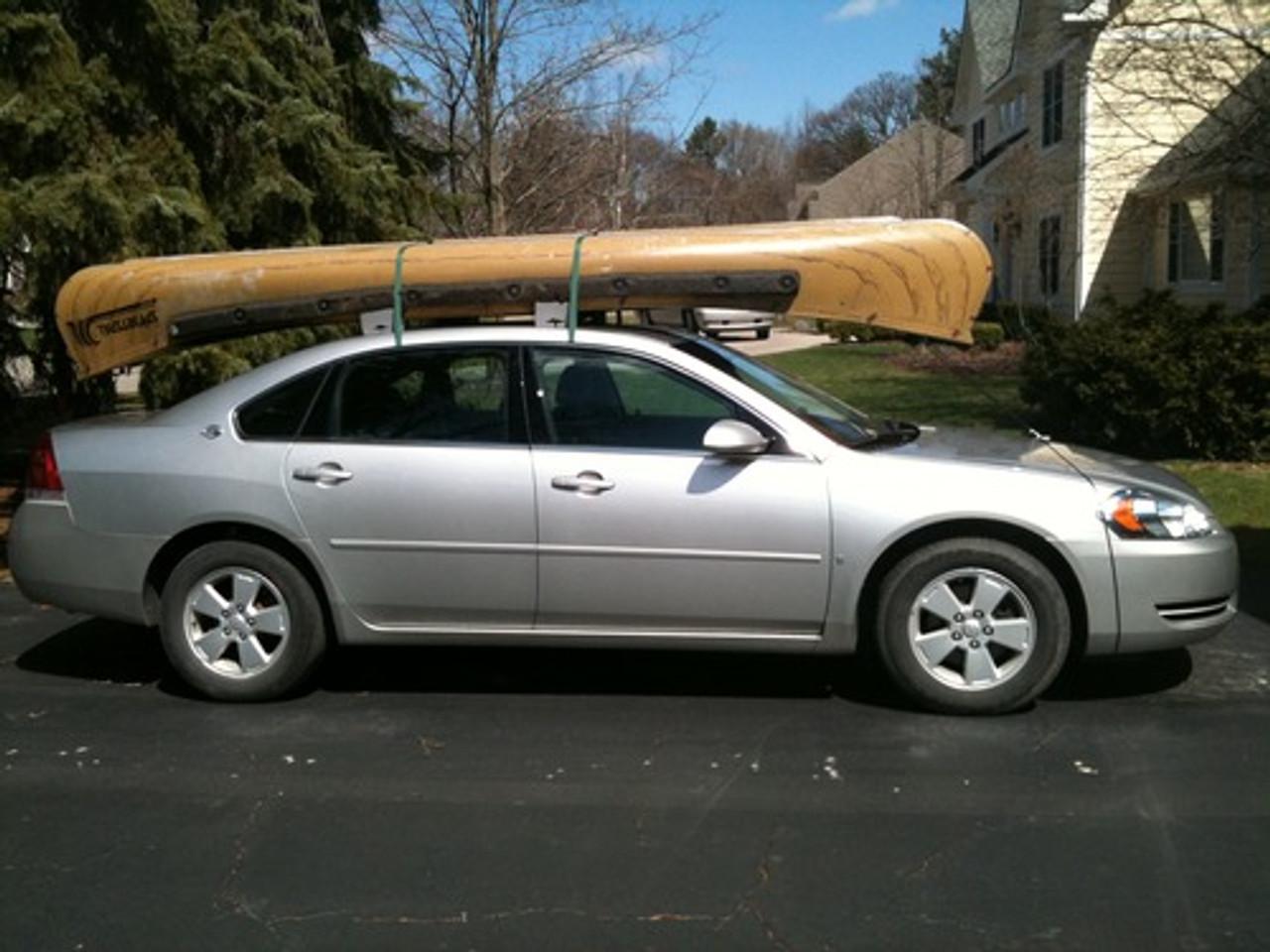Soft Canoe Rack Universal Canoe Carrier Storeyourboard Com