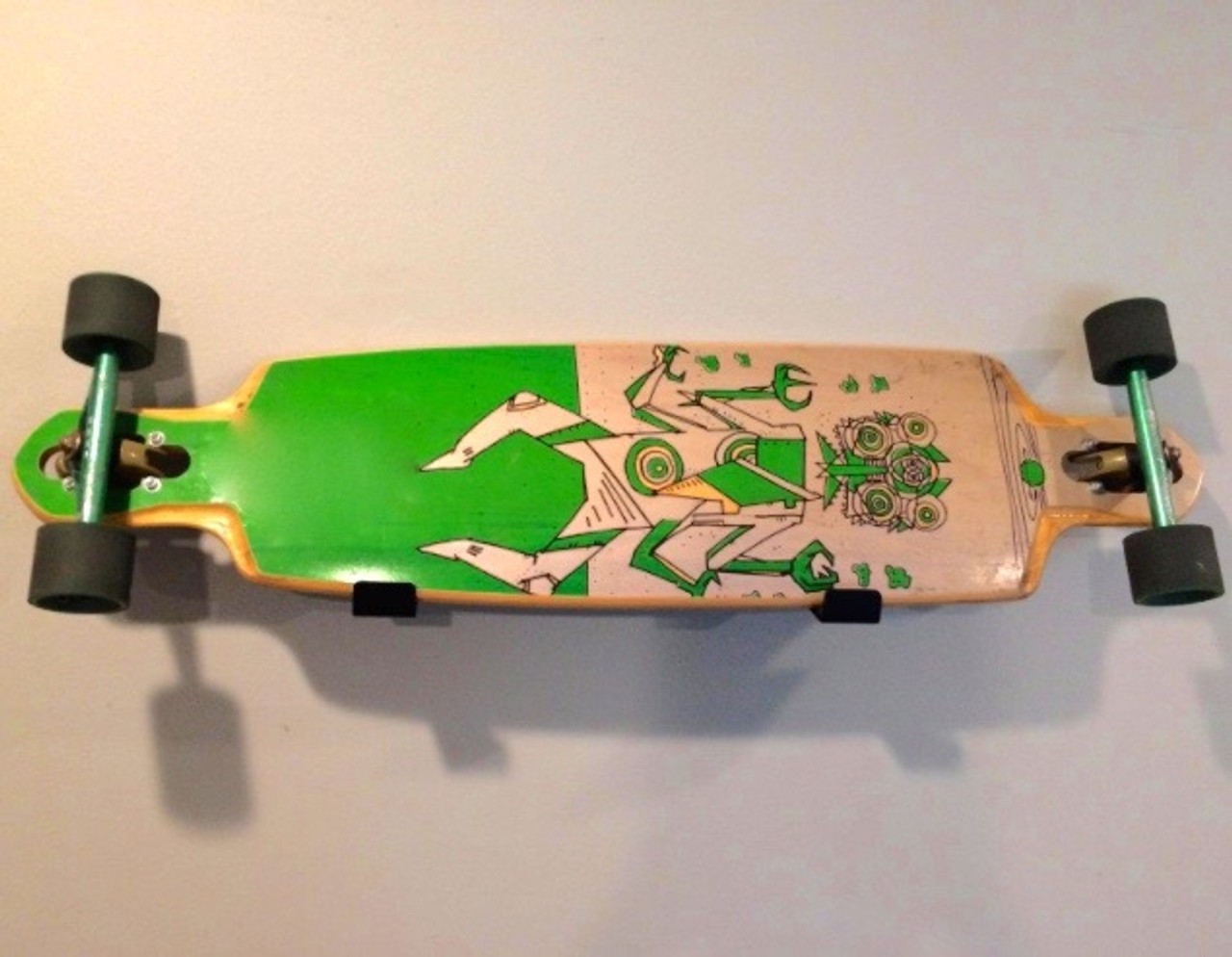 Naked Longboard Longboard Display Rack Storeyourboard Com