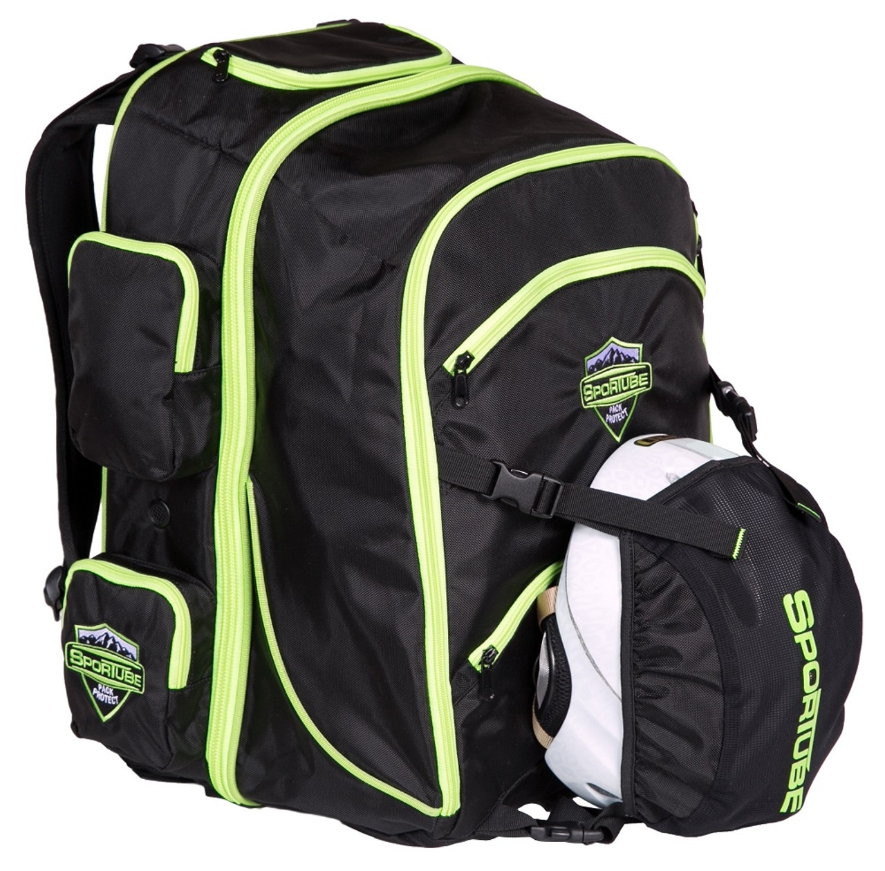 Sportube Snowboard Boot Bag Carry On Compatible