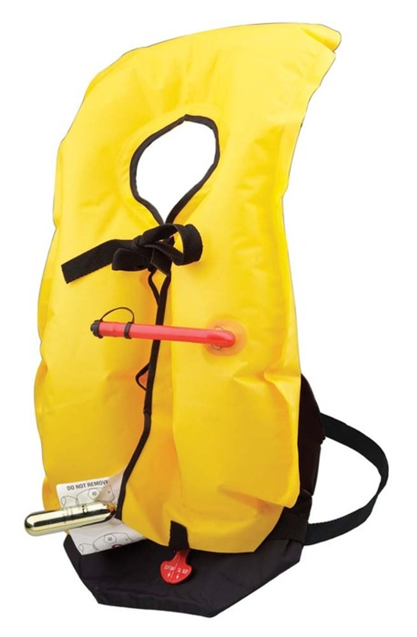 Inflatable Sup Pfd And Hydration Pouch Combo