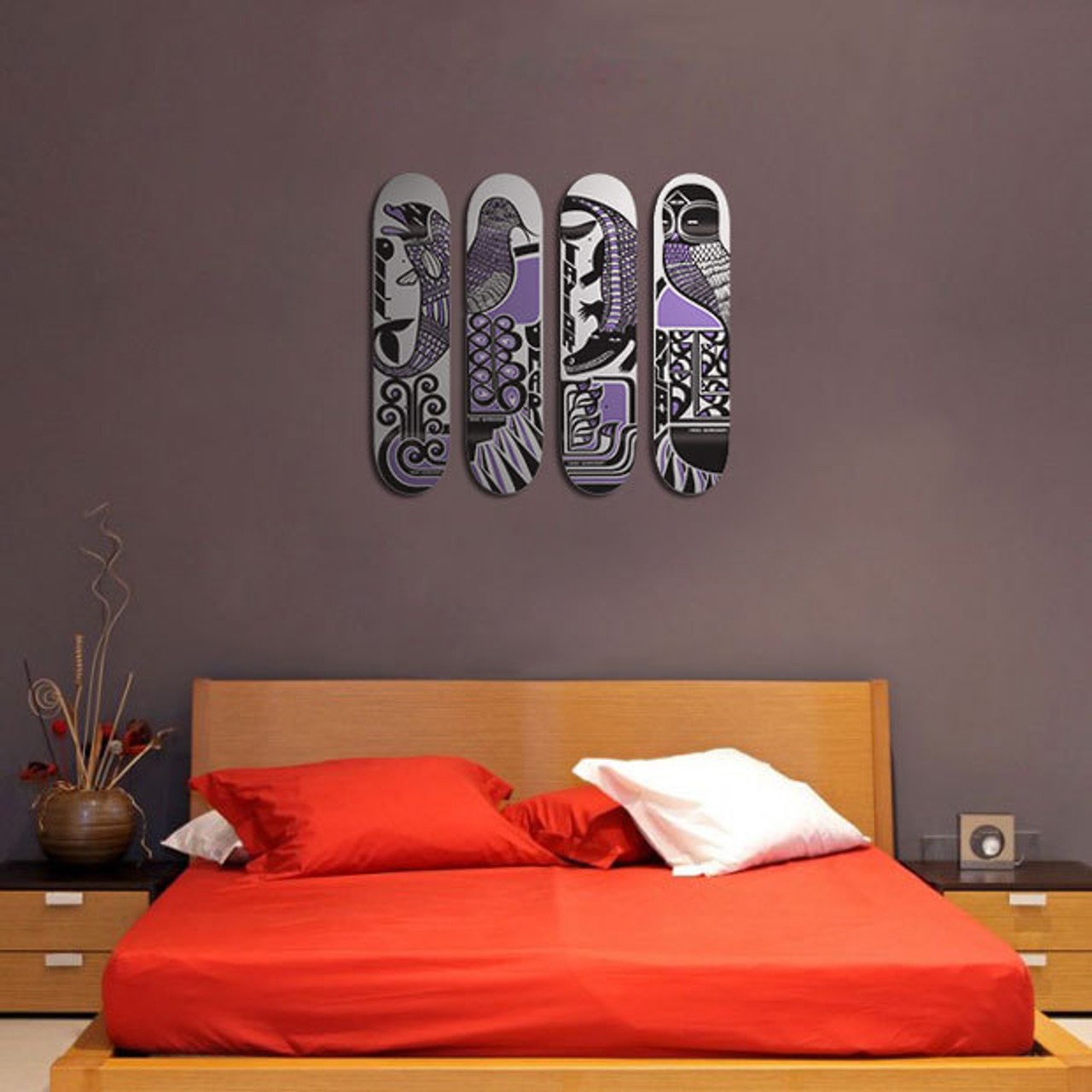 Skateboard Art | Deck Display Mount - StoreYourBoard.com