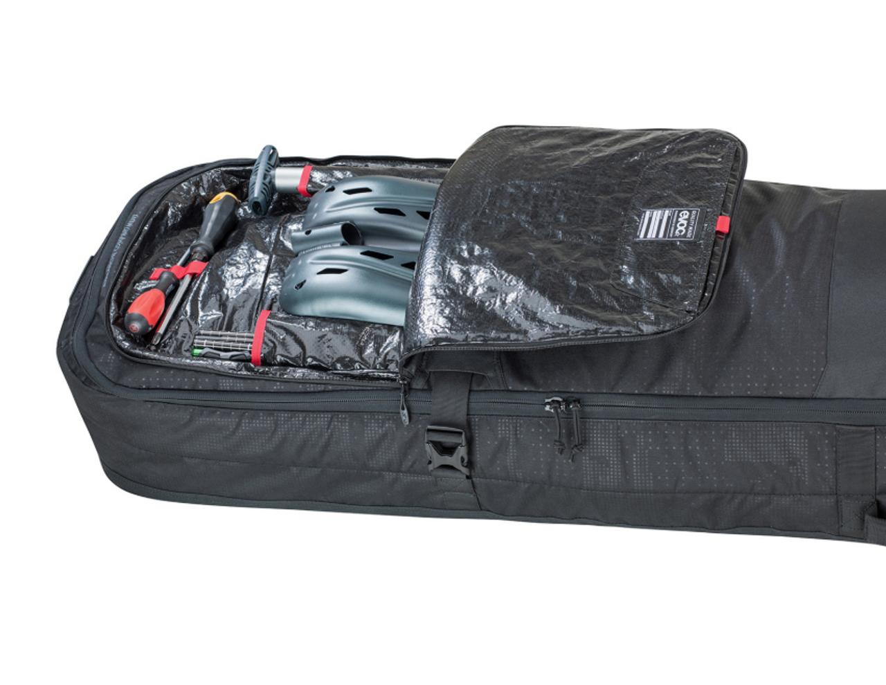 Rolling Ski Amp Snowboard Travel Bag Evoc Storeyourboard Com