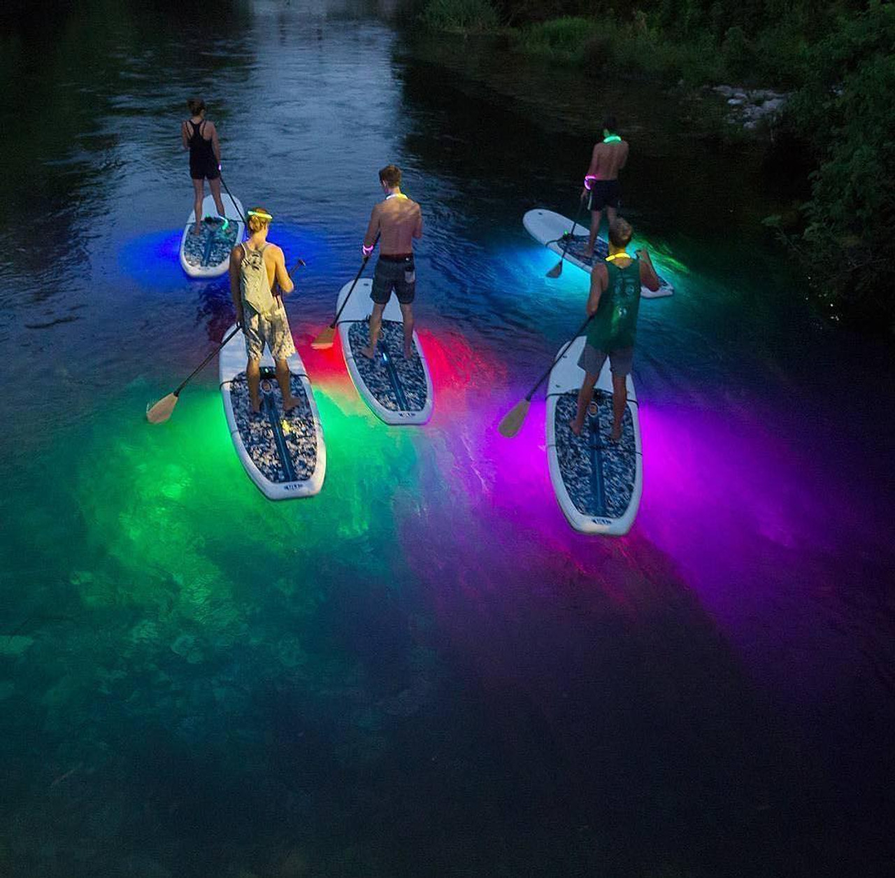 Nocqua Pro Spectrum Sup Light Kit Multi Color Leds