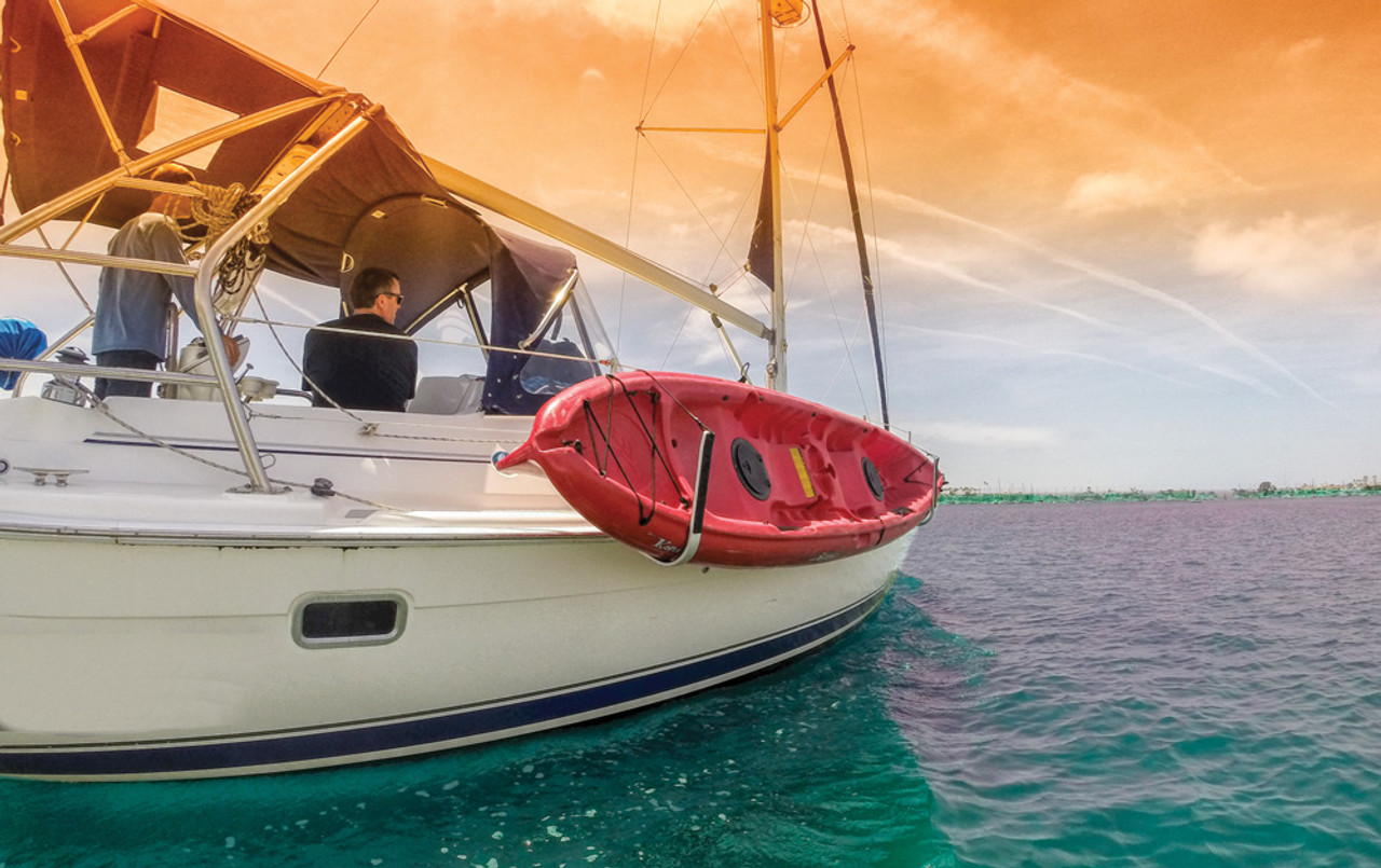 Kayak Rack For Boats Sailboat Pontoon Yacht
