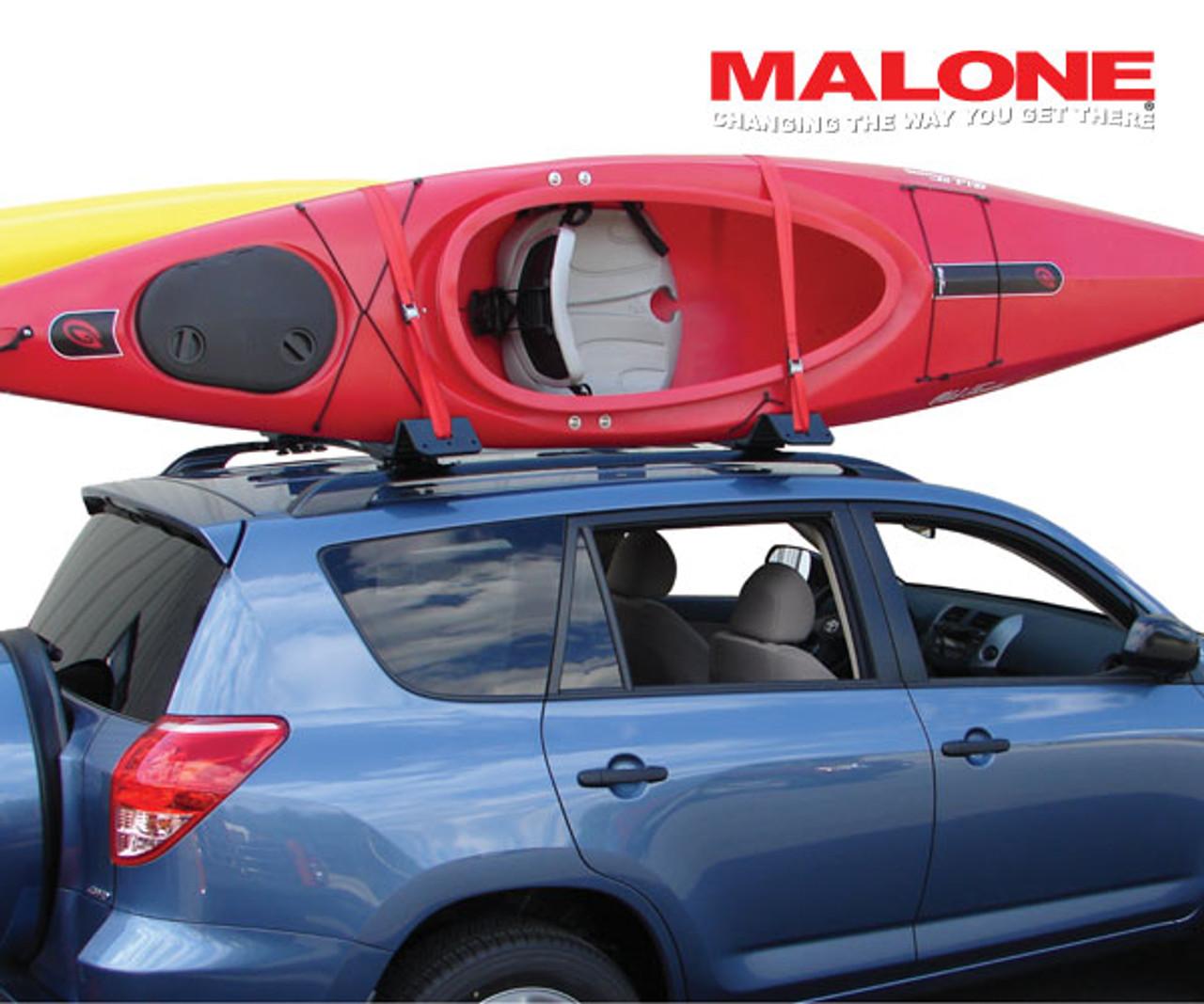 Universal Kayak Roof Rack Malone Autoloader