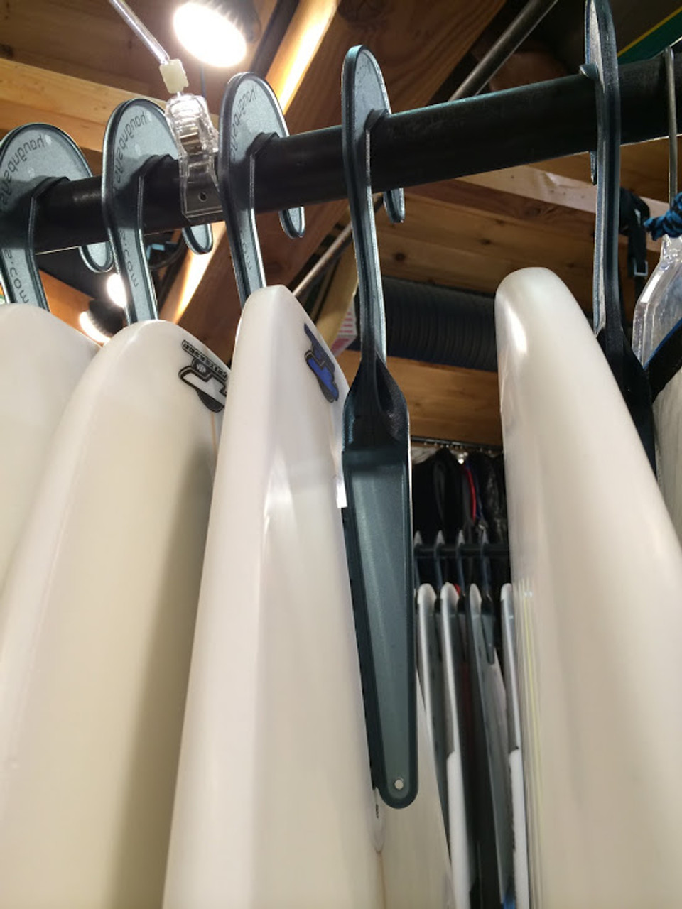 Surfboard Hanger Retail Shop Storage And Display Rack
