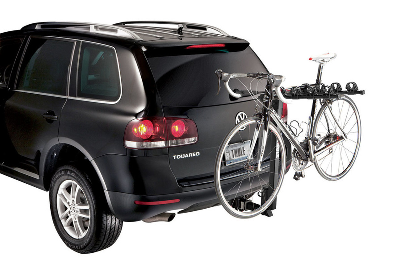 "Thule Parkway Bike Hitch Rack | 2 to 4 Bikes (2"" Receivers)"