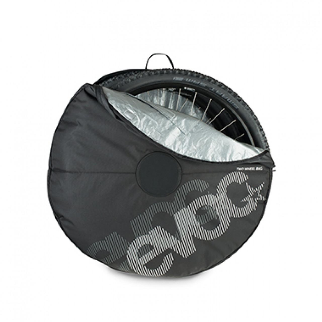 wheel bag for 2 bike wheels