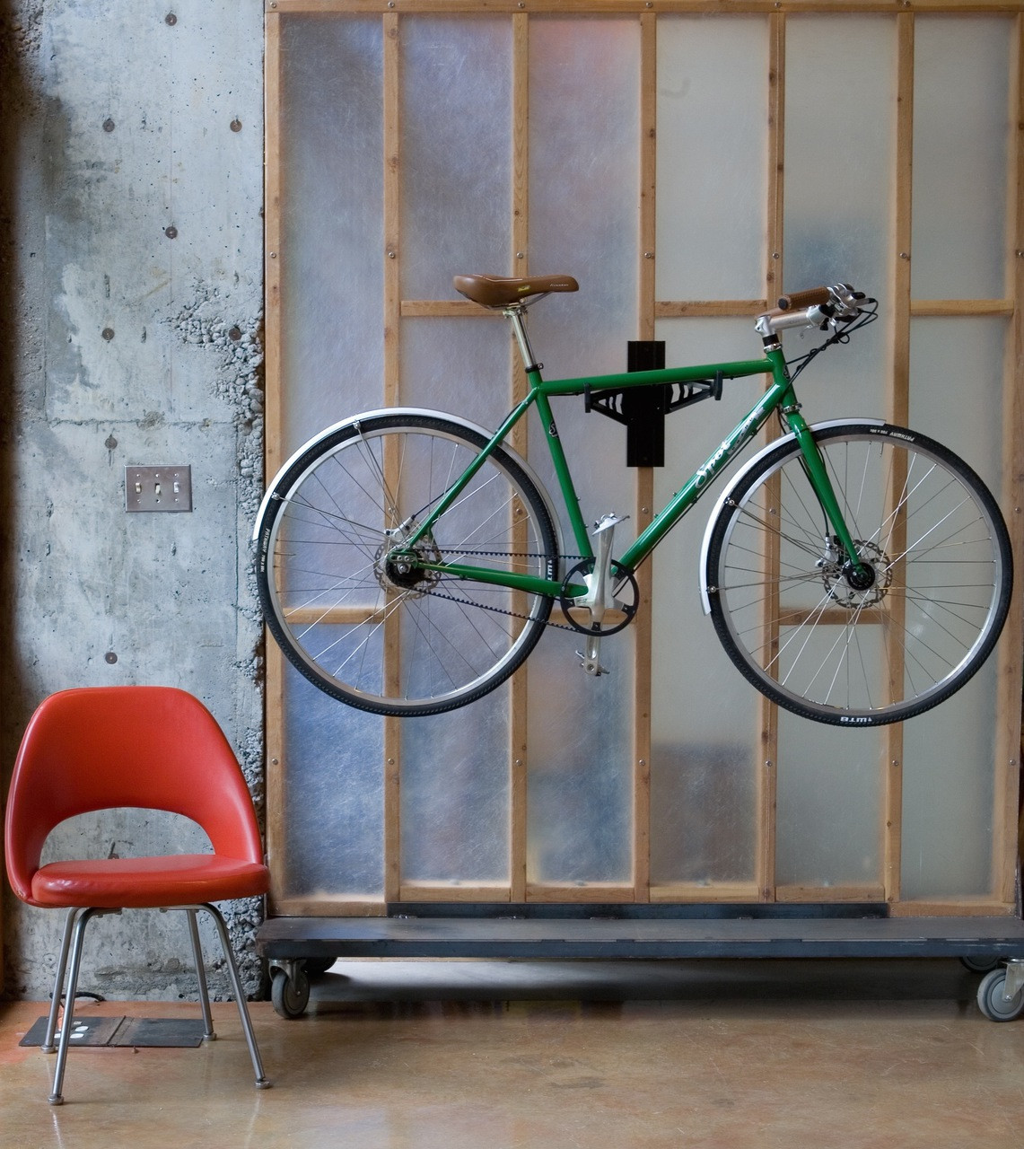 wall storage rack for bikes & Steel Bike Wall Rack | Bike Storage and Display - StoreYourBoard.com