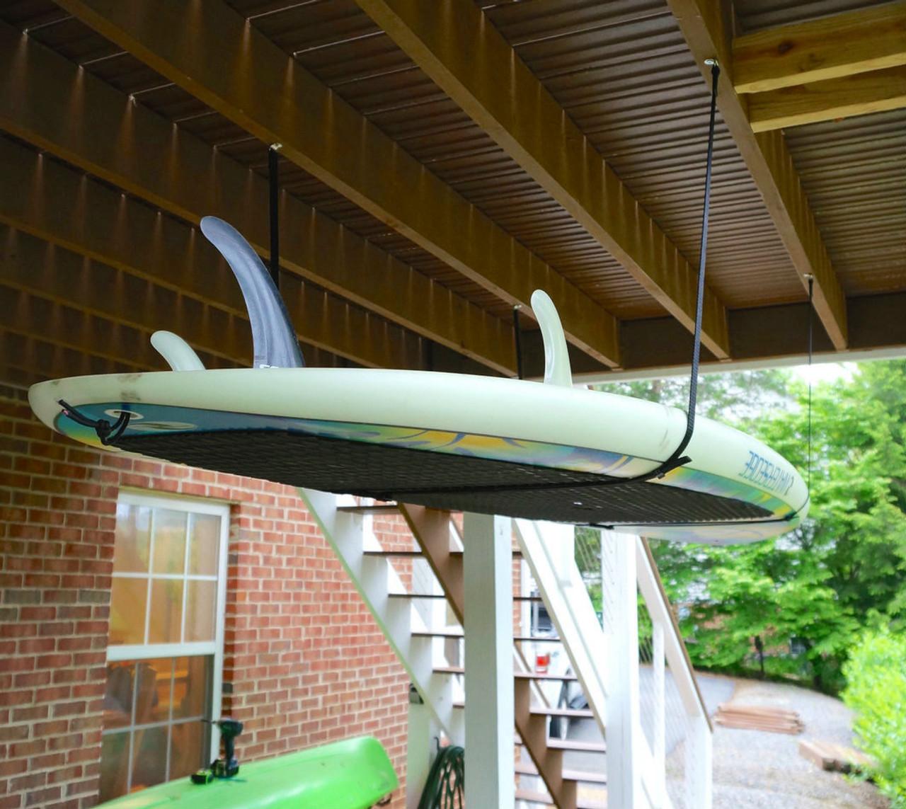 Sup Hi Line Adjustable Paddleboard Ceiling Storage