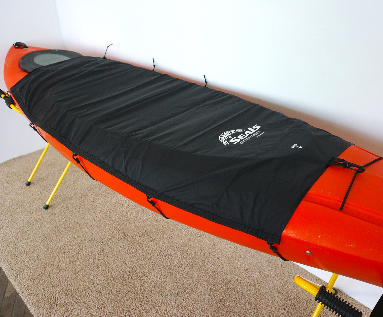 Kayak Cockpit Cover Universal Kayak Storage Drape