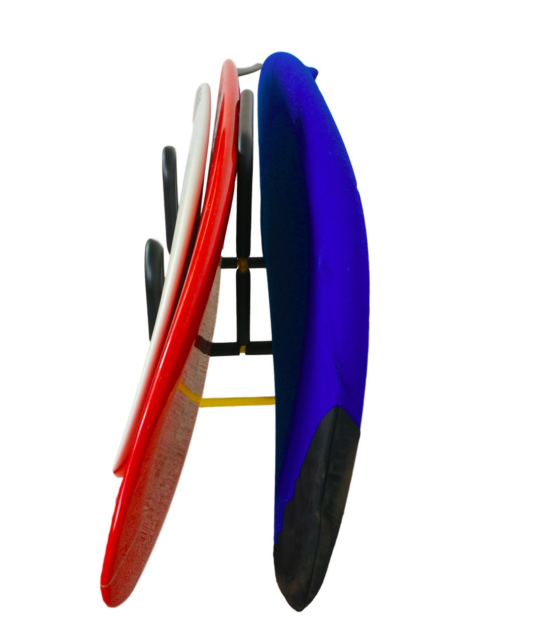 Multi Surfboard Stand Indoor Outdoor Surf Rack