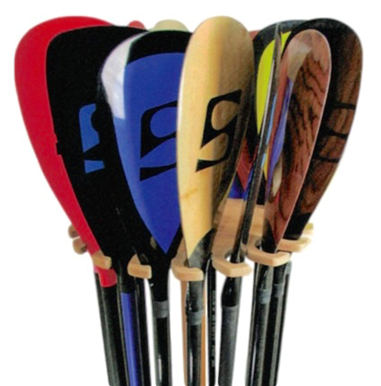 paddle storage rack