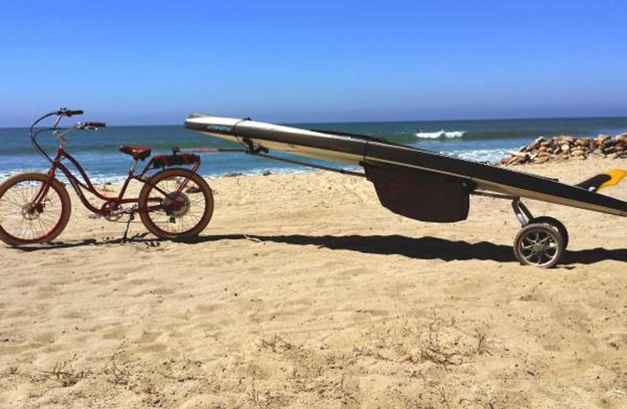 bike trailer for sups