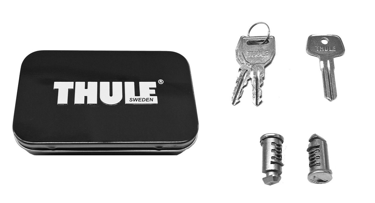 thule locking cylinders