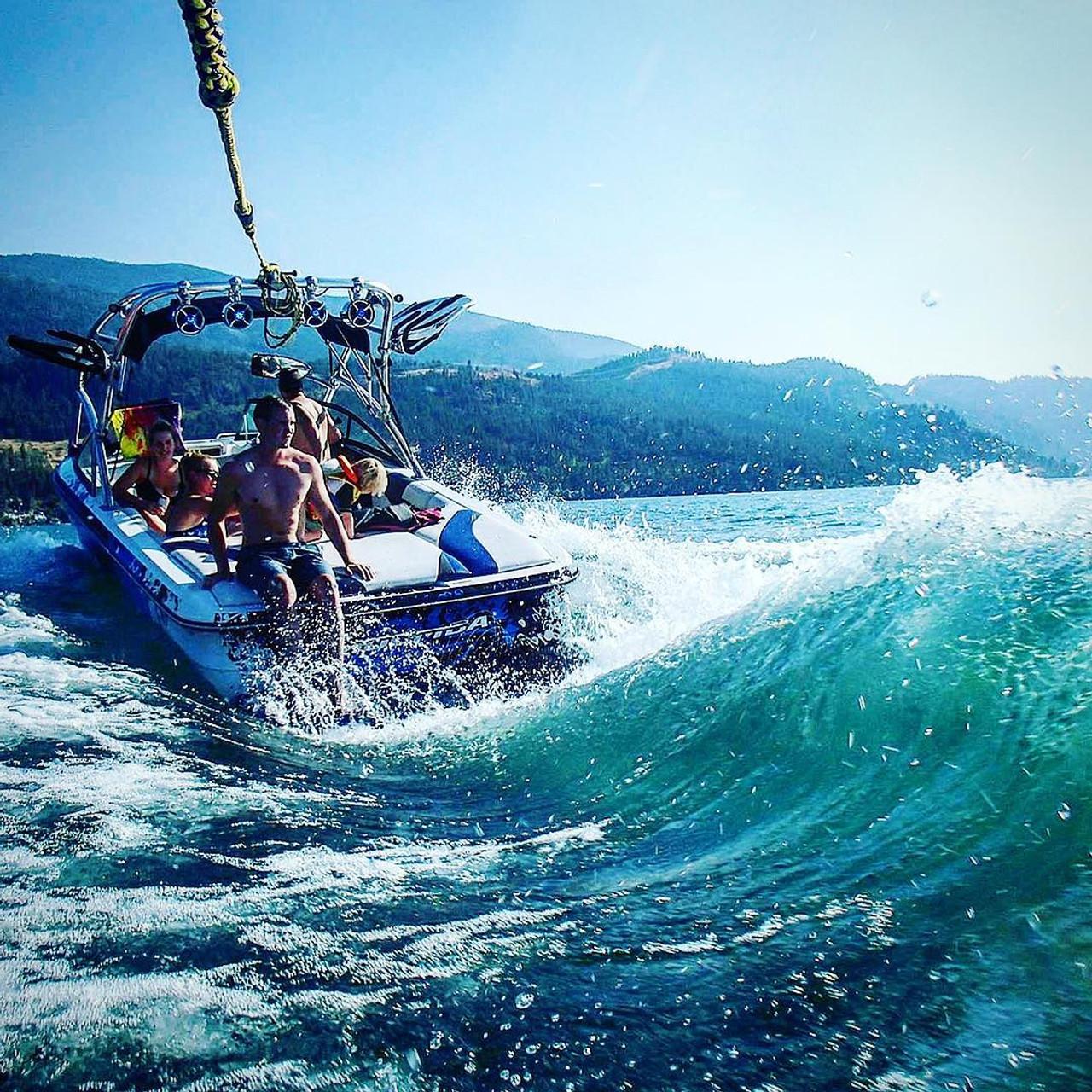 Mission Delta Wakesurf Shaper Universal Boat Wave Maker