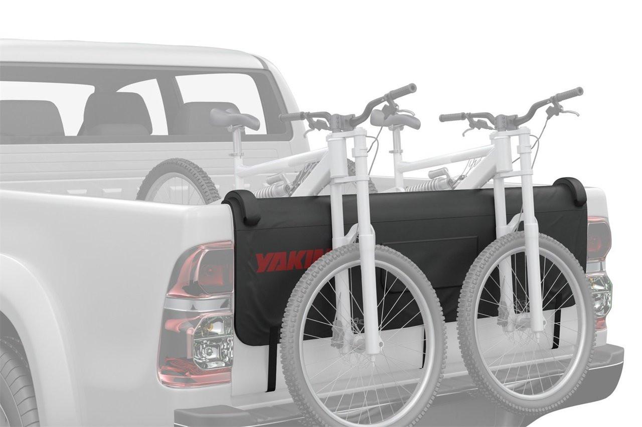 tailgate bike pad for trucks