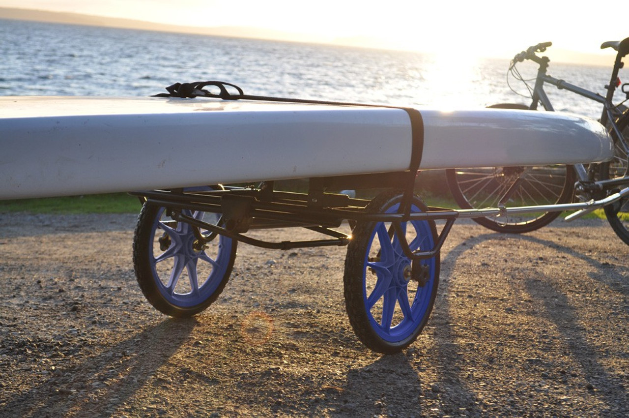 SUP Bike Trailer | Tow Your Paddleboard