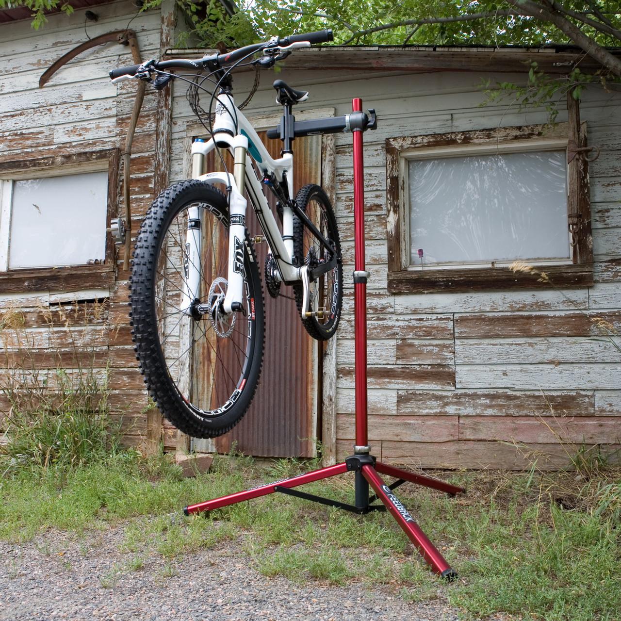 portable bike work stand