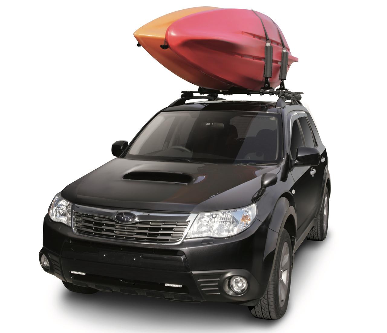 Two Kayak Roof Rack Inno Storeyourboard Com