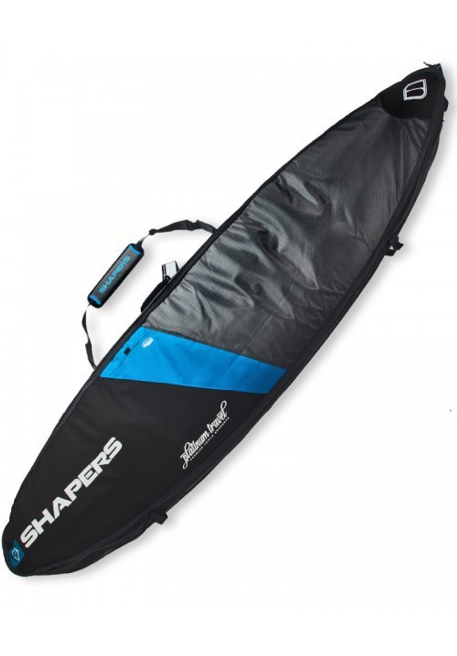 "Twin Shortboard Travel Bag | Fits 2 Surfboards 6'3"" to 7'0"""