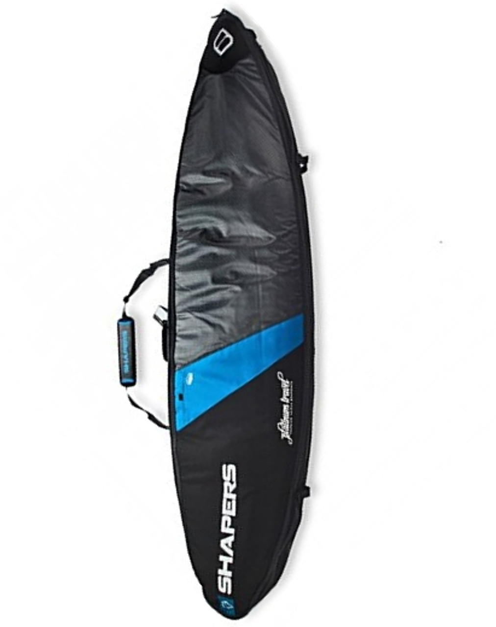 shapers 3 shortboard travel bag