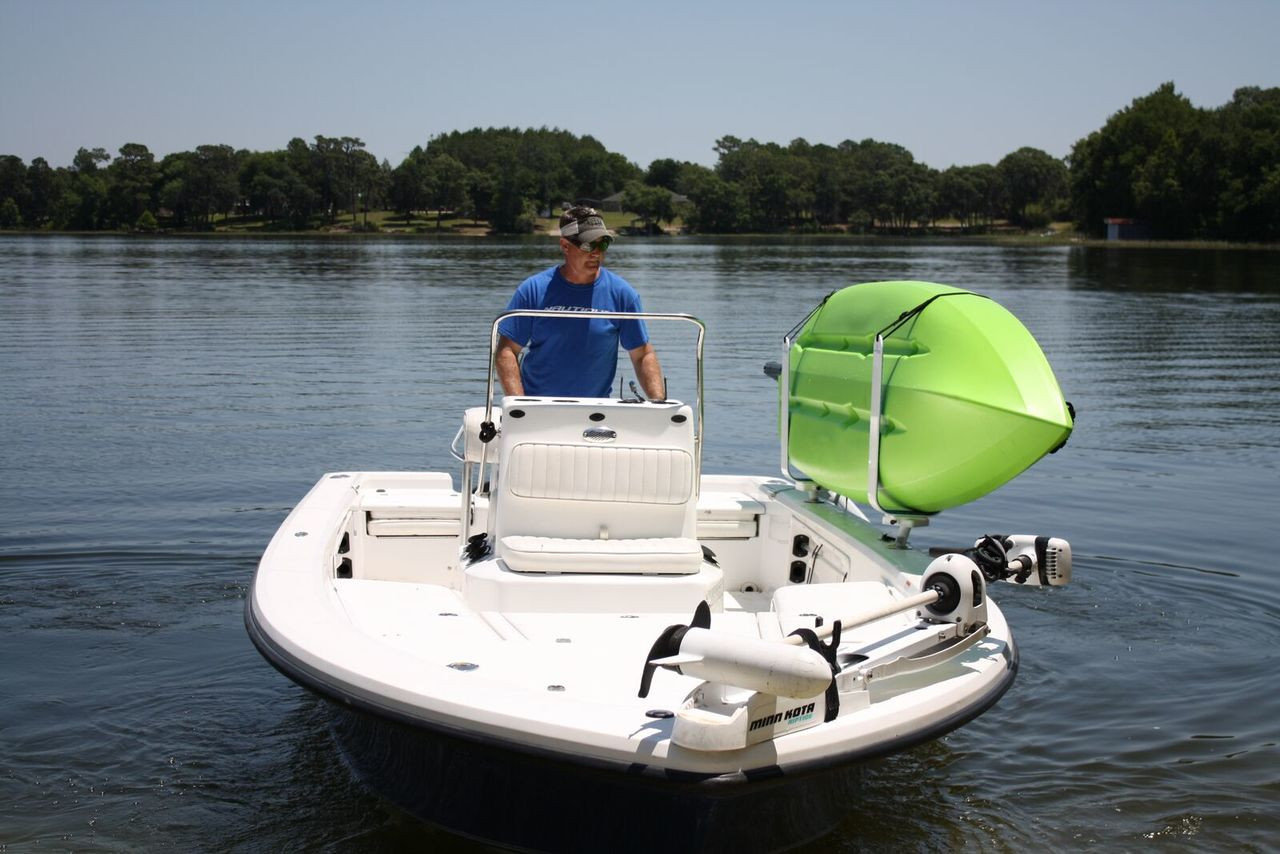 Single Kayak Boat Rack Fits Kayaks Up To 10 Quot Thick