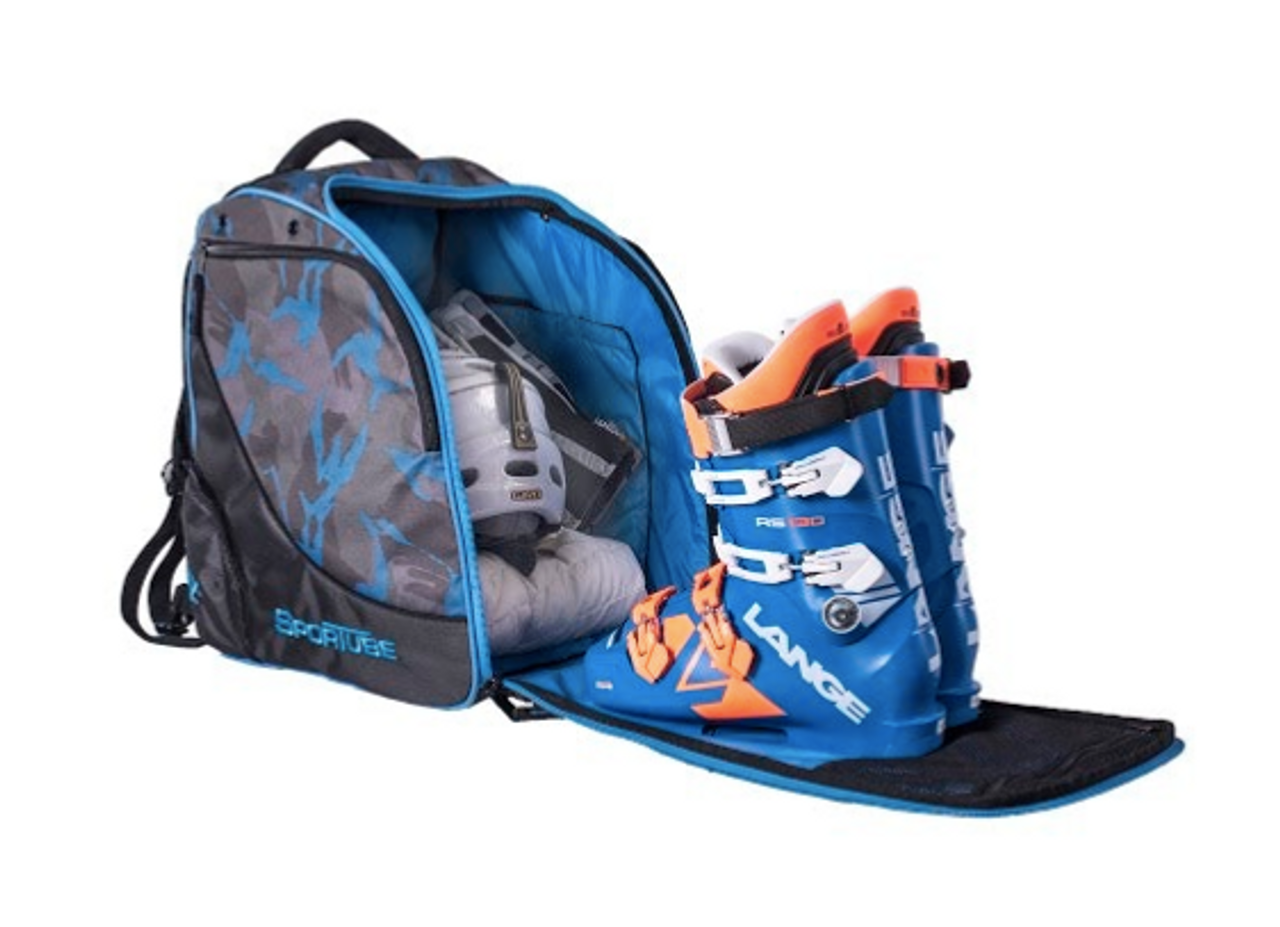 Heated Boot Bag   Toaster Travel Pack