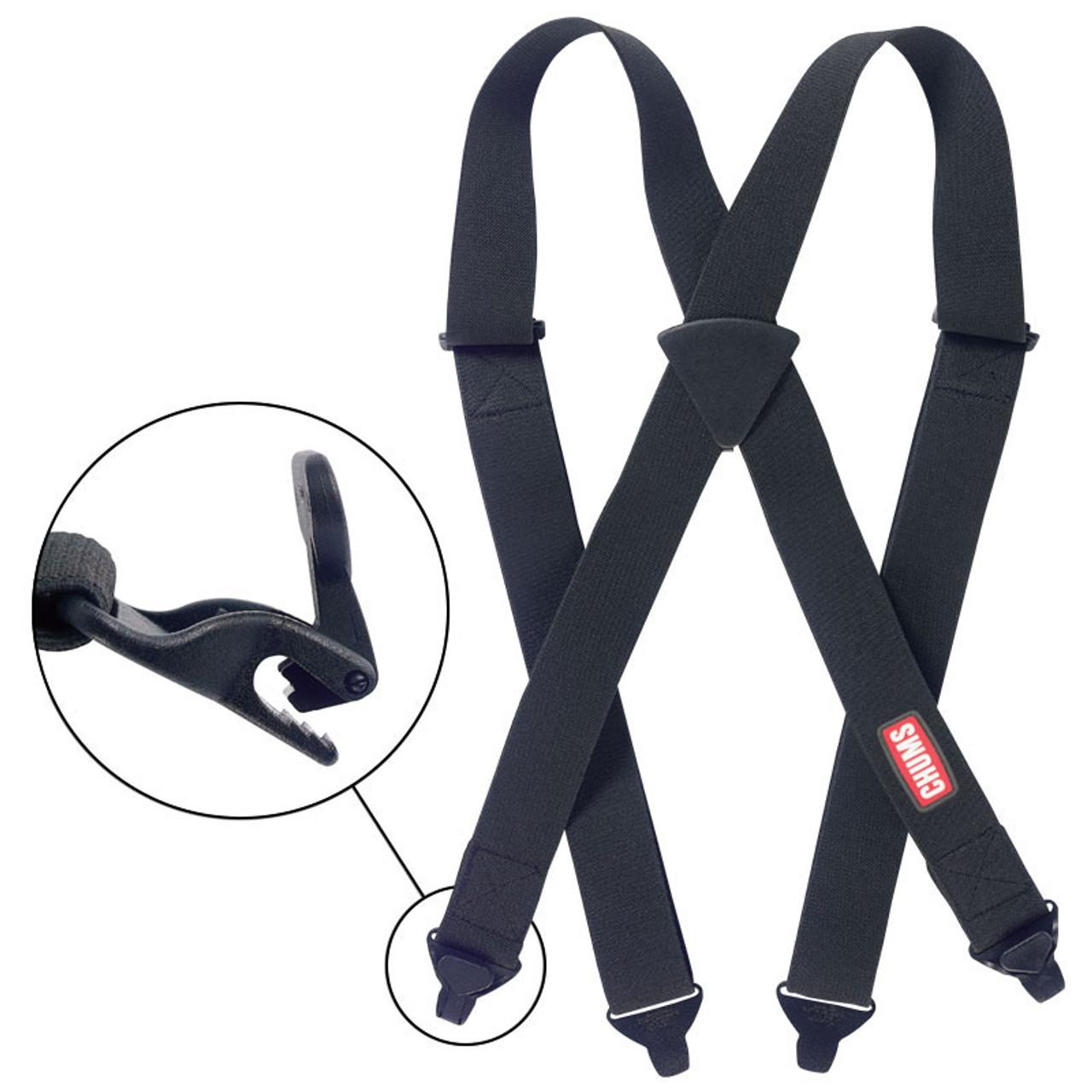 Adjustable Suspenders | Ski and Snow Pants | Chums
