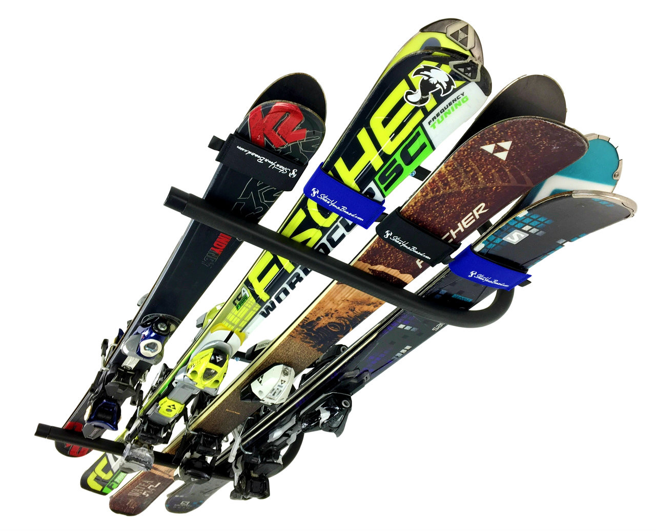 Ski & Snowboard Ceiling Rack | Hi-Port 1 Storage Mount