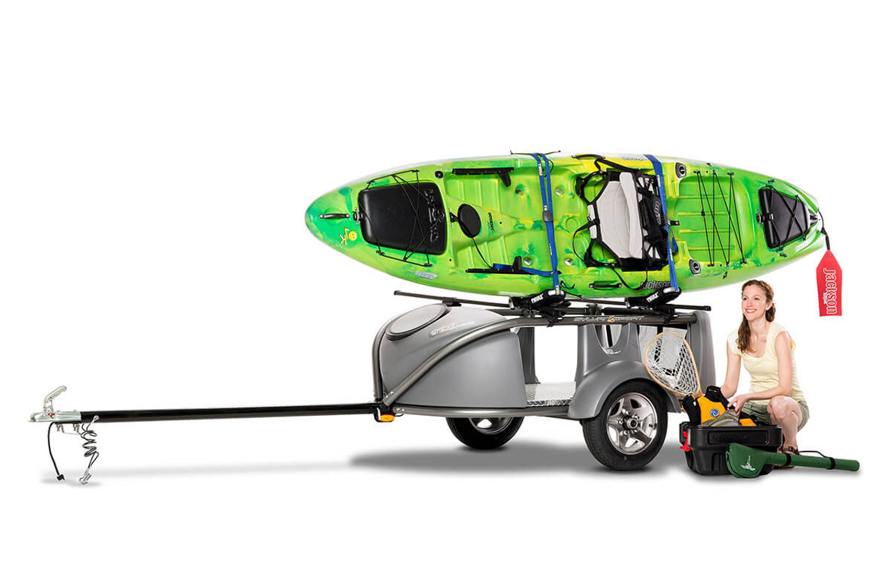 Build Your Own Multi Sport Trailer Custom Kayak Sup