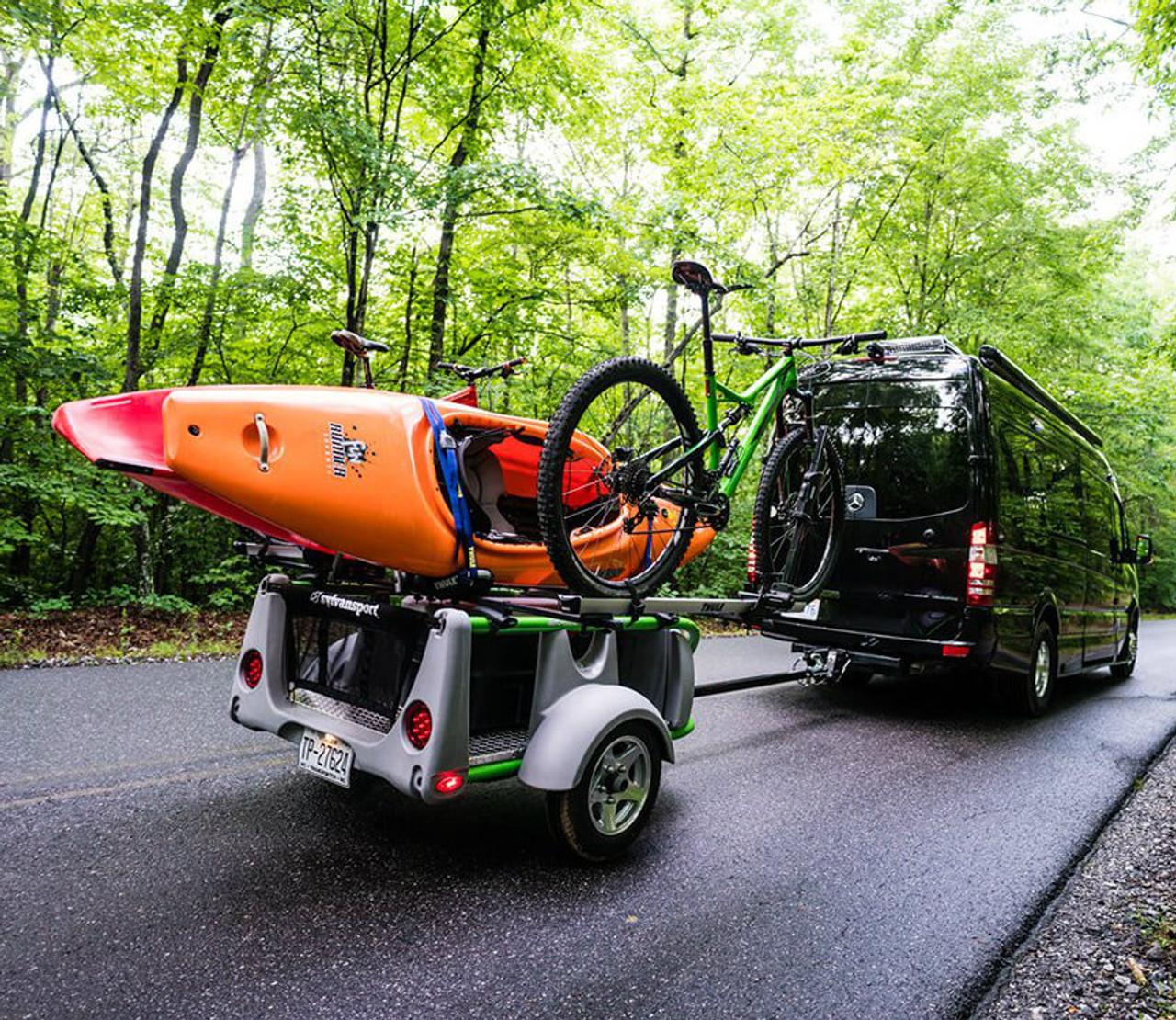 Build Your Own Multi Sport Trailer Custom Kayak Sup