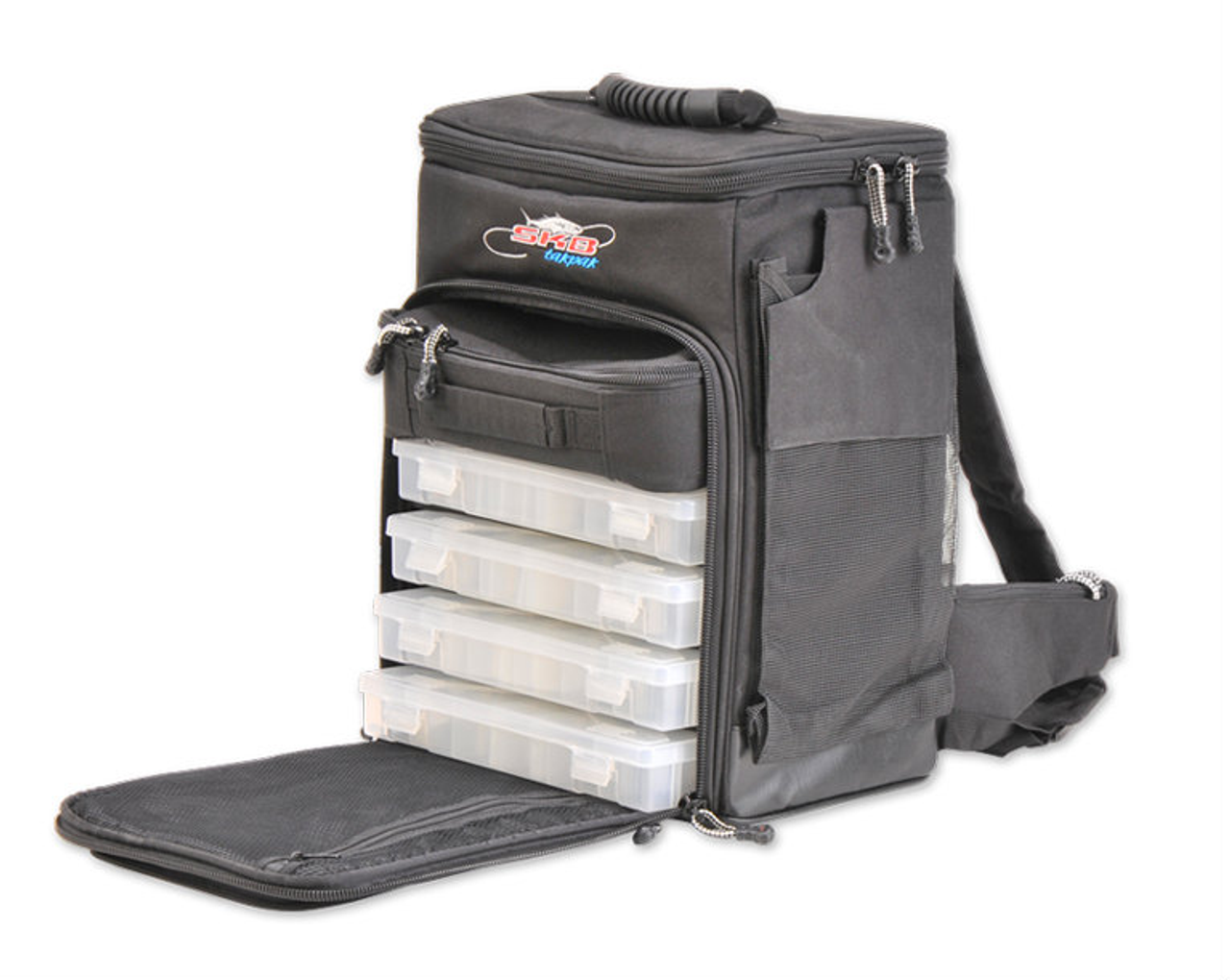 Backpack Fishing Tackle Box | Tak-Pak Organizer