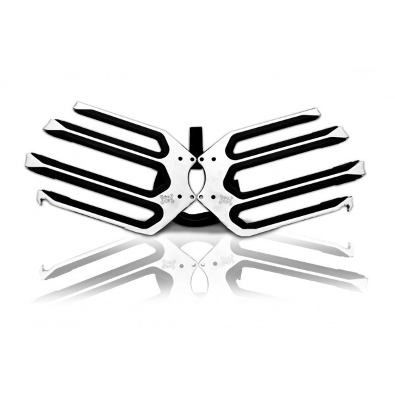 Malibu G3 Amp Axis Replacement Forks Triple Board Rack